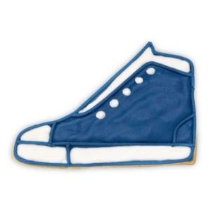Sneaker / Turnschuh Prägeausstecher 8 cm