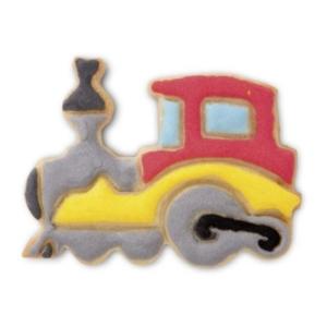 Lokomotive Prägeausstecher 6 cm