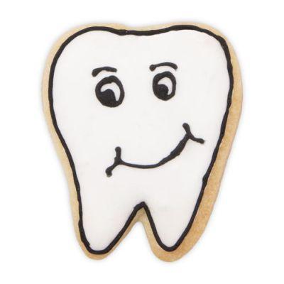Zahn groß Ausstecher 6 cm