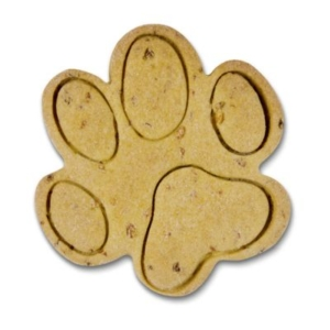 Hundepfote Prägeausstecher 7 cm