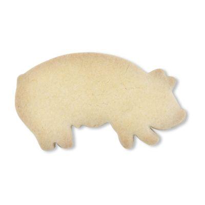 Glücksschwein  Ausstecher 8 cm
