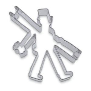 Schornsteinfeger Ausstecher 10 cm