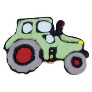 Traktor Prägeausstecher 8 cm