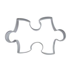 Puzzle klein Ausstecher 6 cm