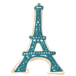 Eiffelturm Prägeausstecher 8 cm