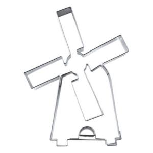 Windmühle Prägeausstecher 8 cm