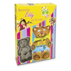 KIDS Backform Eddy der Teddybär