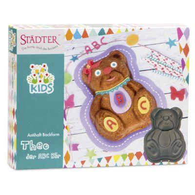 KIDS Backform Theo der ABC-Bär