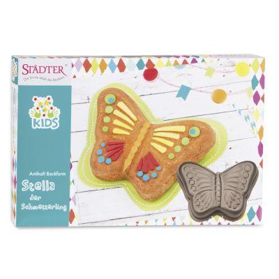 KIDS Backform Stella der Schmetterling