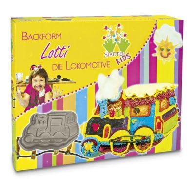 KIDS Backform Lotti die Lokomotive