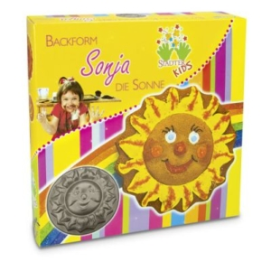 KIDS Backform Sonja die Sonne