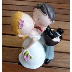Brautpaar - Kuss