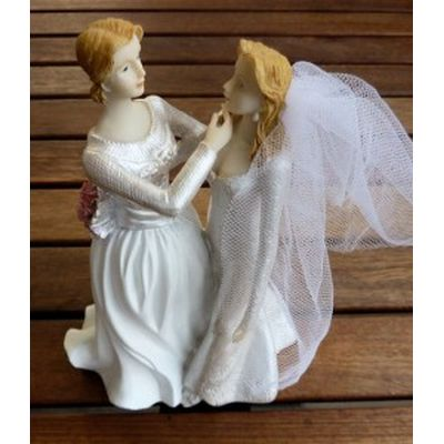 Brautpaar - Frauen