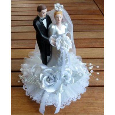 Brautpaar - Silberhochzeit
