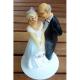 Brautpaar - Goldhochzeit Brautkleid