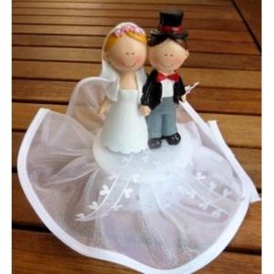 Brautpaar - Hand in Hand