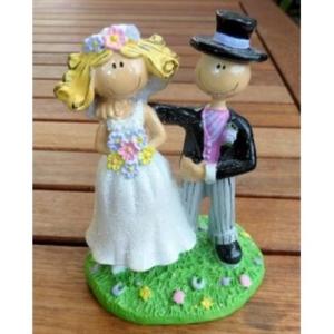 Brautpaar - Umarmung