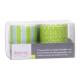 Mini Cupcake Backform maisgrün himmelblau – Mini – 12 Stück
