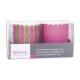 Cupcake-Backform Rosa-Grün – Maxi – 12 Stück