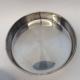 Miet-Backform Rundform Metall 28 cm glänzend