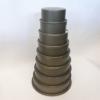Miet-Backform Rundform Antihaft 22 cm