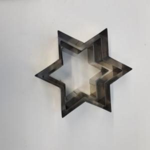 Miet-Backrahmen 3 Sterne, 12-20 cm