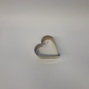 Miet-Backrahmen Herz 12 cm