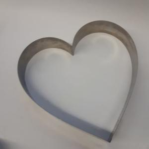 Miet-Backrahmen Herz 35 cm