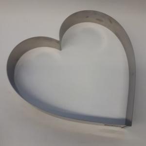 Miet-Backrahmen Herz 40 cm