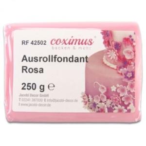 Ausrollfondant Rosa 250 g