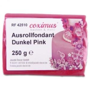 Ausrollfondant Dunkel Pink 250 g