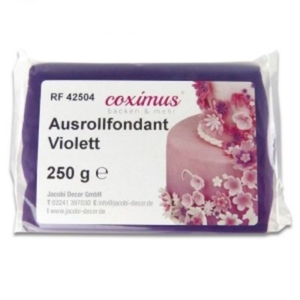 Ausrollfondant Violett 250 g