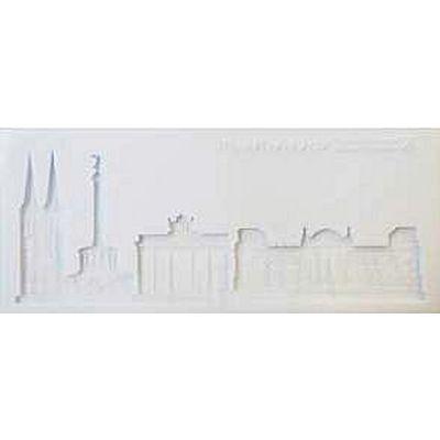 Skyline Berlin 20 x 6 cm
