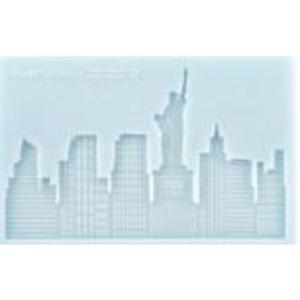 Skyline New York 11 x 17 cm
