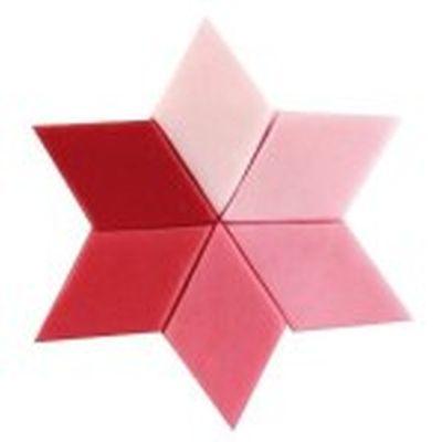Lebensmittelfarbe Gel / Paste pink/rosa