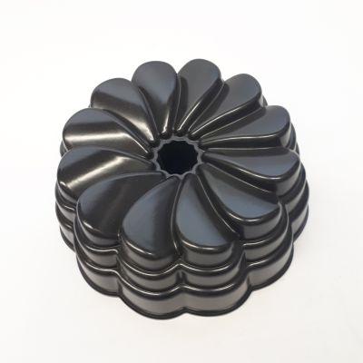 Backform Blume Gugelhupf