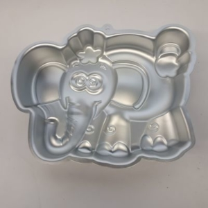 Backform Elefant